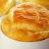 Delicioso souflé de queso con especias