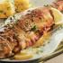 Trucha asada con papas al perejil para compartir con amigos