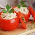 Facilísimos tomates rellenos de pescado