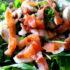 Original Ensalada de rúcula y macarrones