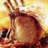 Carre de cerdo con repollo al vino tinto