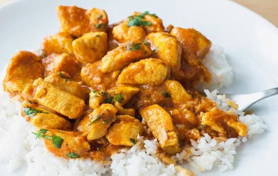 polloalcurry