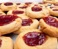 Deliciosas galletas pepas caseras