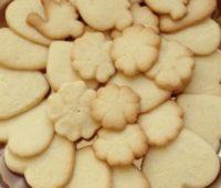 Deliciosas Galletas de manteca para compartir con amigos