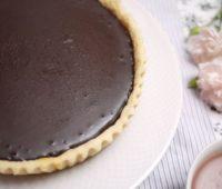 Riquísima Tarta de chocolate para compartir con amigos