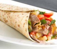 Delicioso y original Shawarma de Pollo