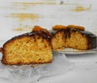Deliciosa Torta de Mandarinas y almendras