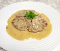 Riquísimo cerdo al curry con manzanas
